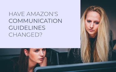 Clarifying Amazon's Clarification to Communication Guidelines