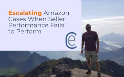 Escalating Amazon Cases When Seller Performance Fails to Perform