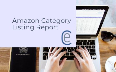 How To Access Amazon's Category Listing Report